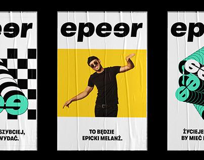 Epeer branding&key visual