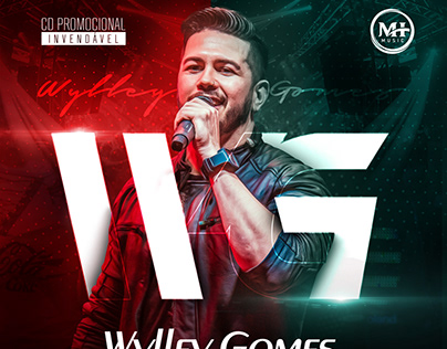 CAPA CD - WYLLEY GOMES