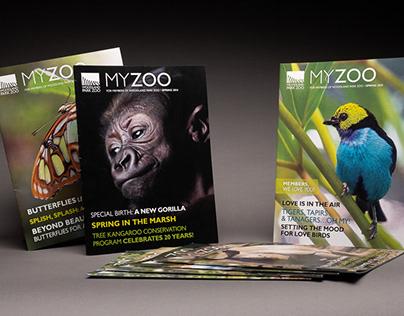 MyZoo Member Magazine
