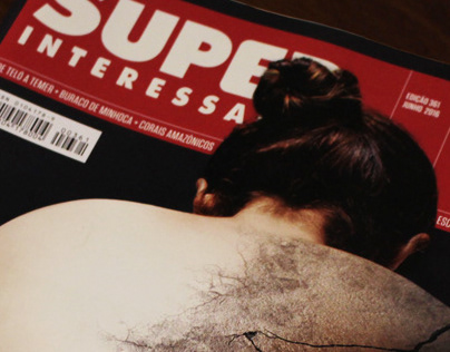SUPER INTERESSANTE - Ed. Junho 2016