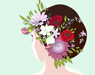 Fashion Illustration: Papercut Effect SS19