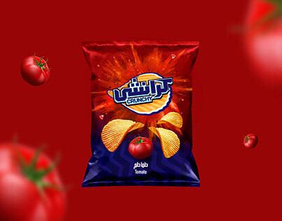 Crunchy Branding & Packaging