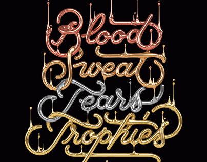 Adobe Cannes Lions 2016 - Blood Sweat tears Trophies