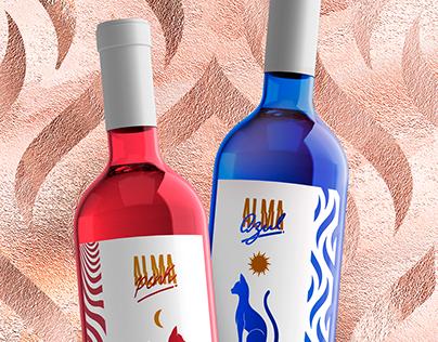 Alma Pink, Alma Azul