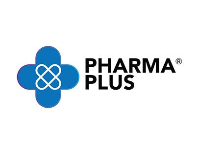 Pharma Plus Branding