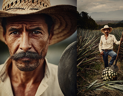 El Mayor Portraits in Guadalajara Mexico