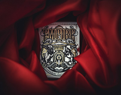 Empire Limited Edition Playing Cards - Kings & Crooks
