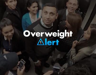 Overweight Alert