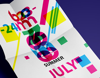 boomzone posters & font