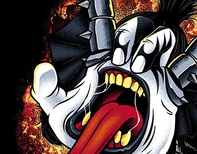 Gene Simmons | Screaming Hands Parody