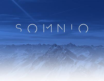 SOMNIO - Typeface