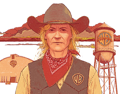 New Sheriff at Warner Bros for Hollywood Reporter