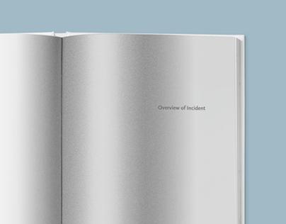 Fukushima | Book Design