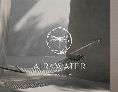 Air & Water | Logo Illustration and Design