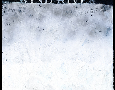 Wind River (2017) - Alternative poster art