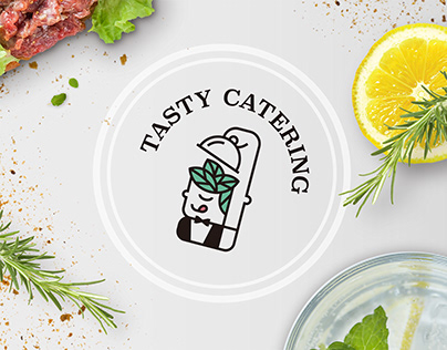 Tasty Catering - Branding