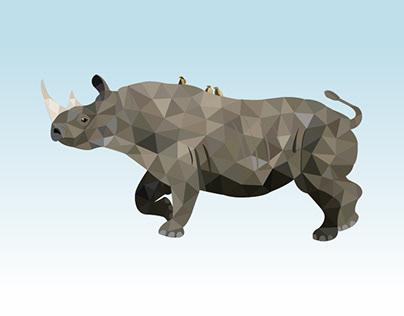 A Living Unicorn | The Rhinoceros