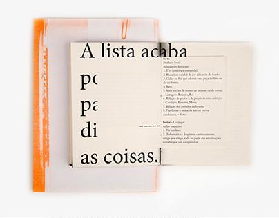 Atlas // Self-publishing