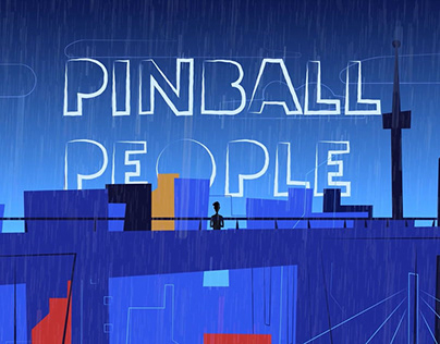 Pinball People | Animated Music Video