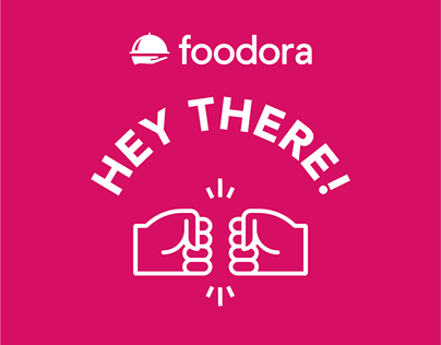 foodora: Painting the Nordics PINK