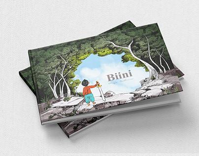 Biini: Illustrated Book