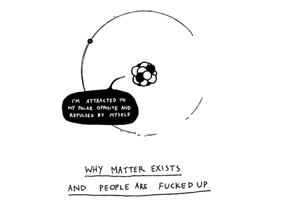 Puns, sadness and sad puns
