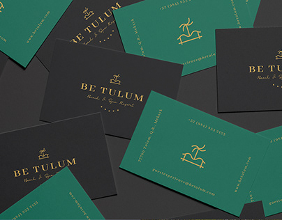 BUTIQUE HOTEL Branding – Be Tulum