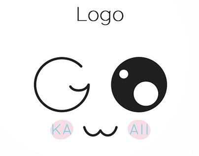 GO KAWAII Logo