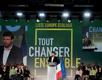 EELV - campagne des Européennes 2019