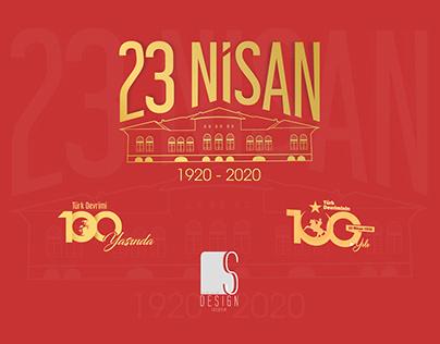 23 Nisan 2020 | TBMM'nin 100.yılı