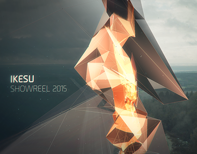 IKESU Showreel 2015