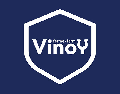 Ferme Vinoy - Identité visuelle