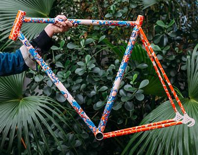 Spino Bike | Arte em Bicicleta