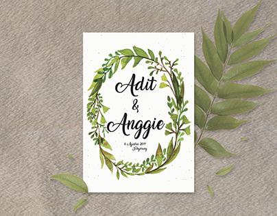 Adit & Anggie
