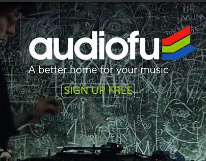 Audiofu-A better home for your music