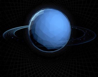 Polygonal Solar System