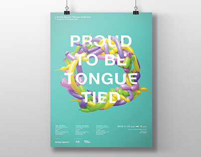 Proud to be Tongue Tied