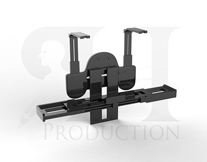 """""""3D Product Hold Bracket"""" Project"""