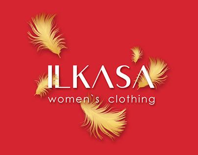 ILKASA women`s clothing logo