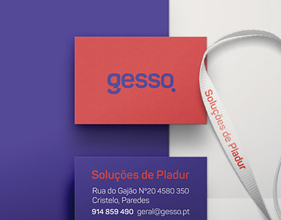 Gesso - Branding & Website