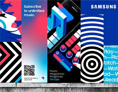 Samsung Cue