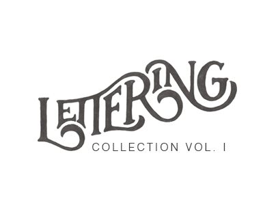 Lettering Collection - Vol. I