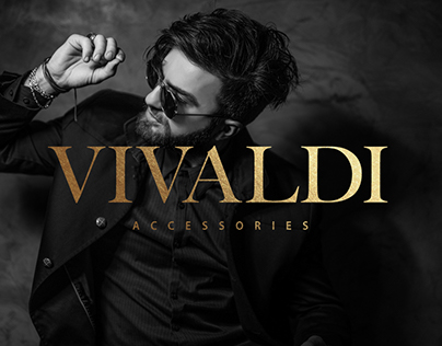 Vivaldi Accessories - Logo creation and Presentation