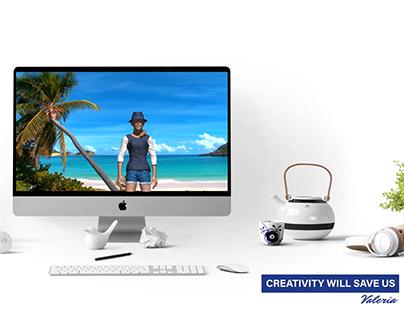 Creativity will save us!