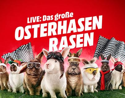 Media Markt: Rabbit Race
