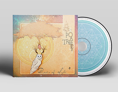 Poatree Disc Sleeve Design