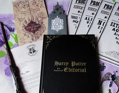 Harry Potter e a Magia do Editorial
