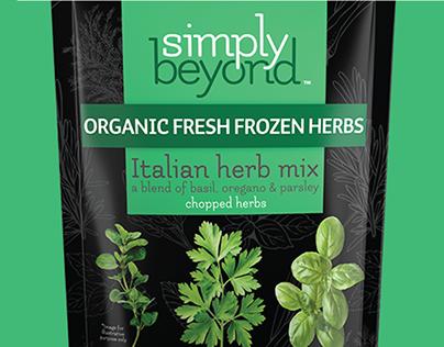 Simply Beyond Herbs & Spices - Branding & Packaging