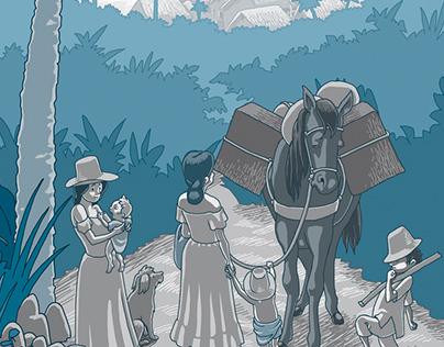 Historias de Cartagena durante la independencia
