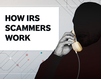 How IRS Scammers Work